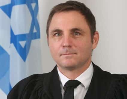 השופט רמי חיימוביץ'. צילום: אתר בתי המשפט