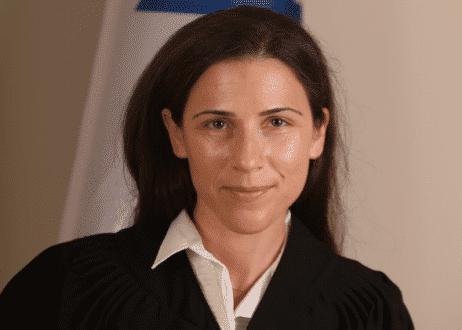 השופטת ליאת הר ציון. צילום: אתר בתי המשפט