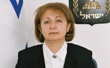 השופטת שרה דברת. צילום: אתר בתי המשפט