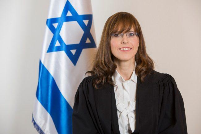 השופטת אביגיל כהן. צילום: אתר בתי המשפט
