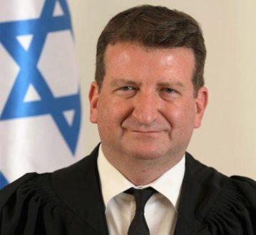 השופט גרשון גונטובניק. צילום: אתר בתי המשפט