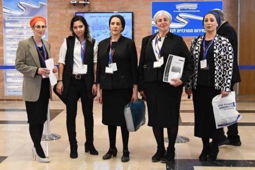 """השופט מלצר פסל את נשות אמבש בשל קלון אך מפלגת קמ""""ה תמשיך לרוץ לכנסת תחת הנהגתן"""