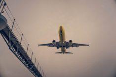 הונאה מטוס הסגרה