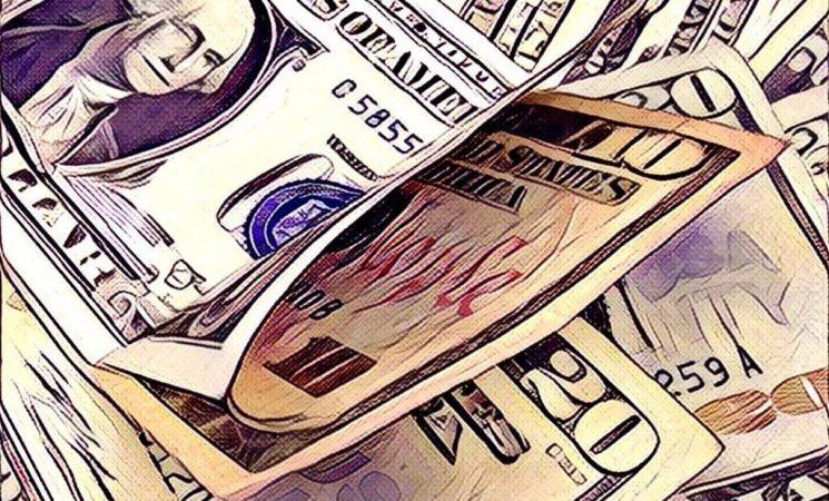 כסף זר דולר מזויף