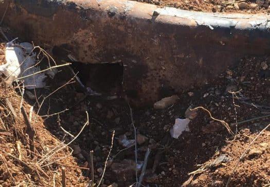 שוד המיים הגדול: המשטרה עצרה על חם חשוד בגניבת מים באזור חברון