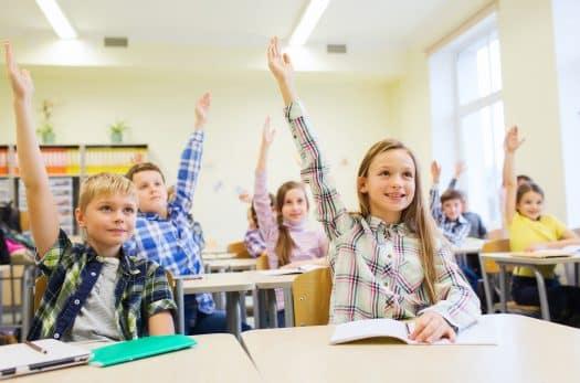 מהי ועדת זכאות ואפיון? - כיתת לימוד, אילוסטרציה.