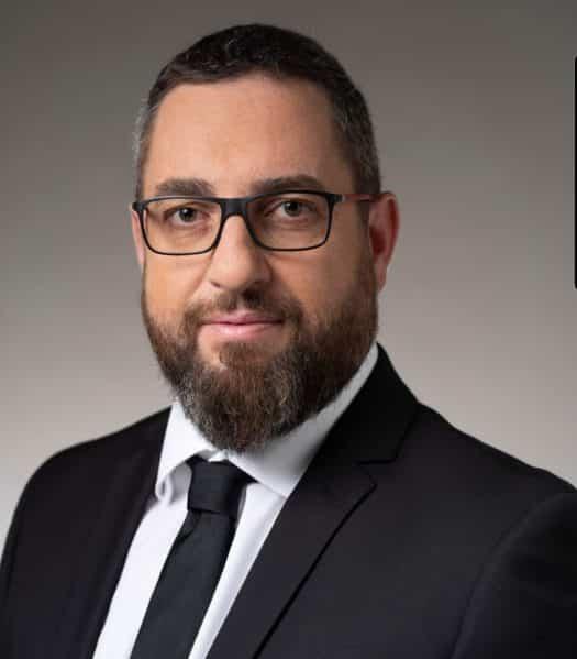 """סגן חדש ליו""""ר לשכת עורכי הדין: עו""""ד ברק נבות"""