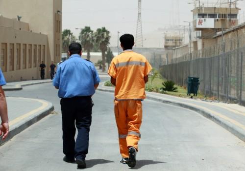 בגלל התקן: מאות אסירים ישוחררו היום