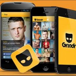 גריינדר אפליקציה גיי הומוסקסואל