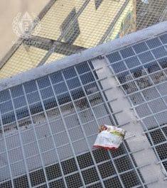 אמאזון, מאחוריך! עבריינים השתמשו ברחפן להברחת חומרים לכלא