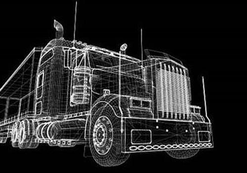 משאית שרטוט