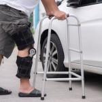 נפגע בתאונה, ולמרות שלא היה בידיו ביטוח בתוקף זכה לפיצוי בסך מאות אלפי שקלים