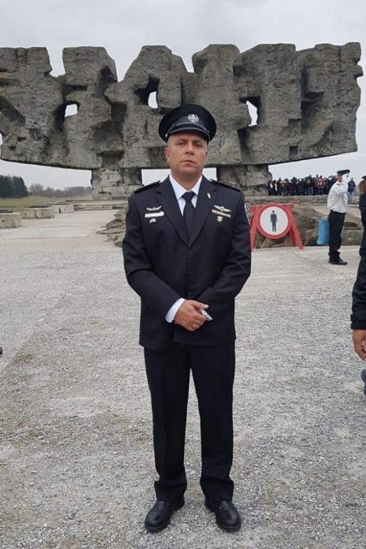 """עו""""ד בני תייאר - ממפקד בתי כלא ותחנות משטרה לעו""""ד פלילי"""