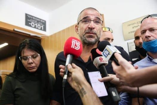 12 שנות מאסר לאלי בר זכאי שדרס את הילד אילון שלו אמסלם ז״ל