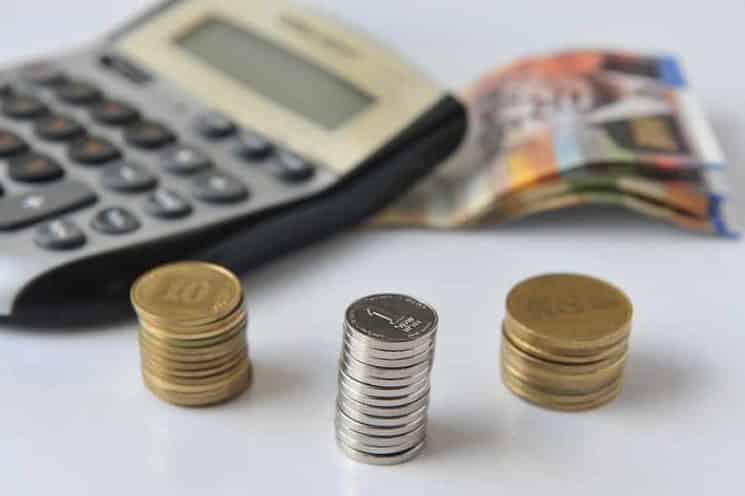 כסף מטבעות