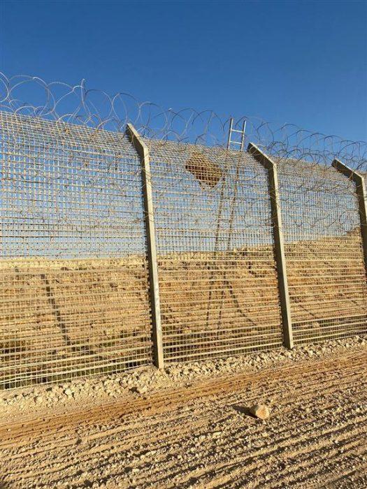 קנאביס ממצרים עבר את גדר הגבול