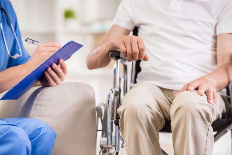 כיסא גלגלים