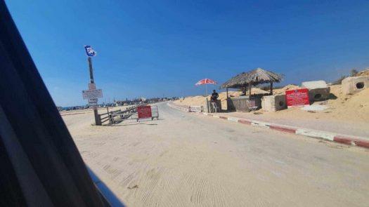 """בקשה לצו נגד אירועים פרטיים בחוף ניצנים: """"השתלטות על קרקע ציבורית"""""""