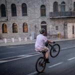 יום כיפור מגיע - גם בסגר צריך להיזהר מתאונות אופניים