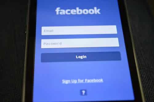 איומים על שוטר בפייסבוק - אילוסטרציה