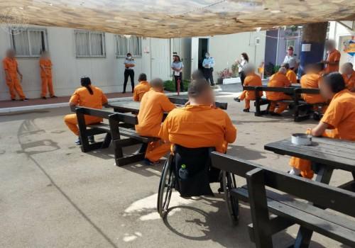 בית ספר בכלא כלא שב