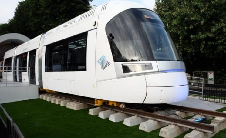 """קרון רכבת ברוטשילד. צילום: אתר נת""""ע"""