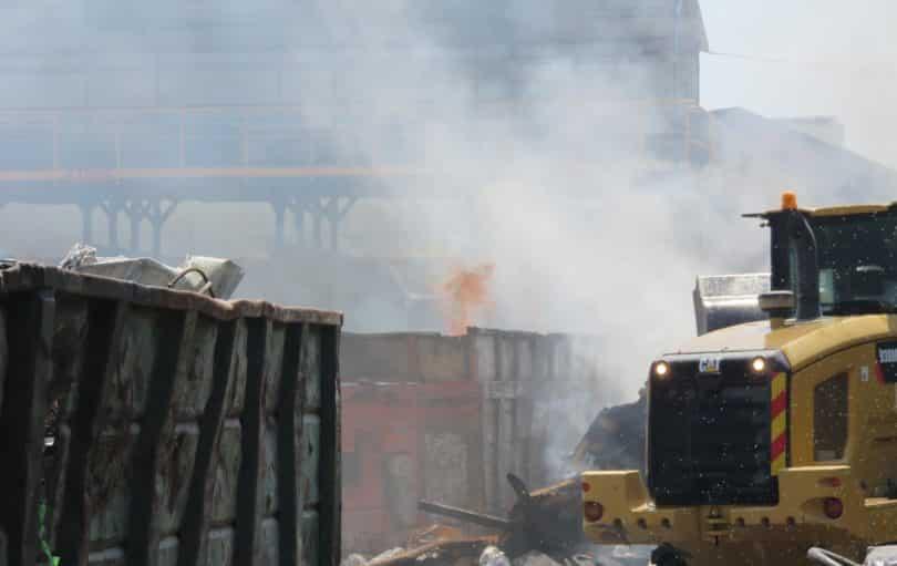 מבצע אכיפה: עיצומים כספיים על אתרים לסילוק פסולת