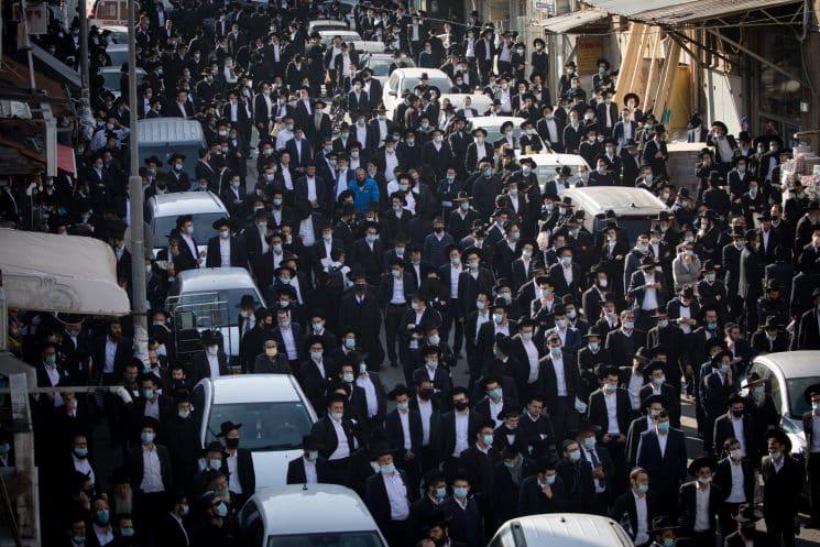רב הלוויה חרדים דתיים אברכים