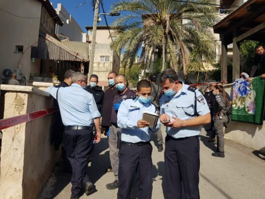 בחסות הפשיעה במגזר הערבי - הורחבו סמכויות החיפוש של המשטרה