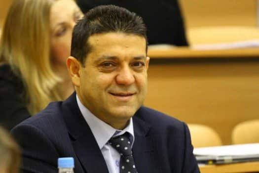 עורך דין לואי זרייק