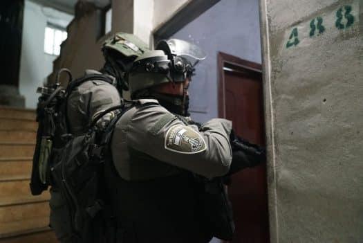 18 חשודים בהפרות סדר נעצרו במחנה הפליטים שועפט