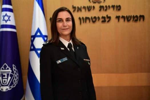 רב־גונדר קטי פרי מונתה לנציבת בתי הסוהר