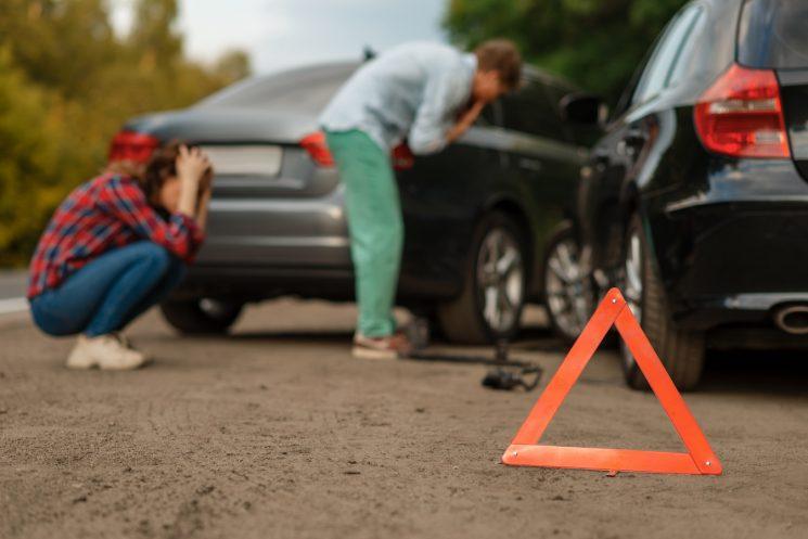 תאונה תאונת דרכים מכונית