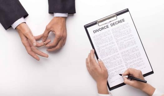 גירושים מזונות גירושין פרידה