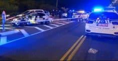 משטרה תאונה ירי לילה אירוע