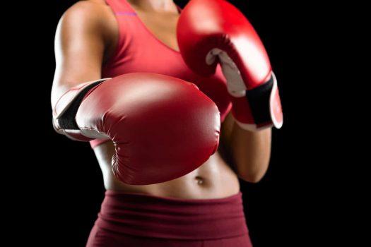 בוקיסנג אגרוף קרב נשים אלימות מכות אישה בחורה