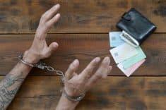 הלבנת הון מרמה כסף אזיקים