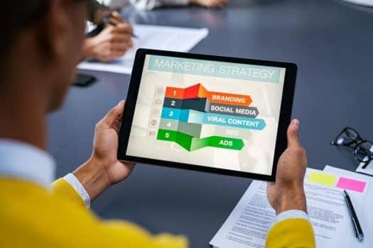אסטרטגיה תקשורתית פרסום רשתות חברתיות קידום מכירות