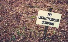 זיהום מים בדלית אל-כרמל - אילוסטרציה