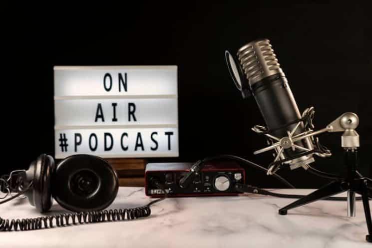 פודקאסט השכת רדיו שידור