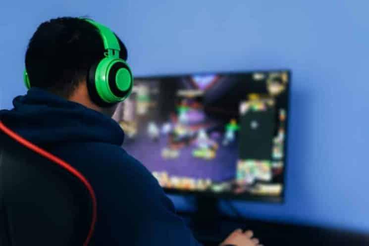 משחק מחשב פורטנייט קונסולה