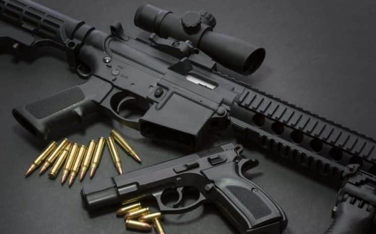 ייבוא נשק לא חוקי - אילוסטרציה