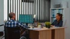 מוגבלות כיסא גלגלים שוויון זכויות