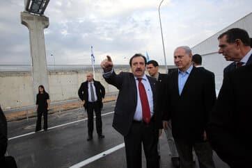 "מנכ""ל נתיבי ישראל לשעבר אלכס ויז'ניצר נידון למאסר"