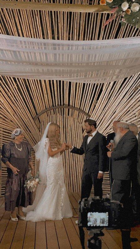 מזל טוב! בת חן טייץ התחתנה עם דן לוין