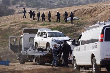 העליון: לא תפתח חקירה פלילית נגד השוטרים בפרשת אום אל חיראן